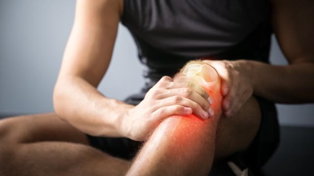 chronic knee pain